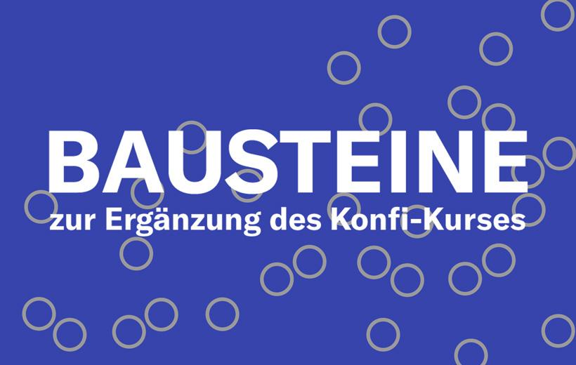 Bausteine Rücknavigation