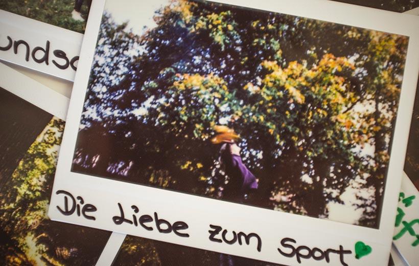 Kathrin - Die Liebe zum Sport