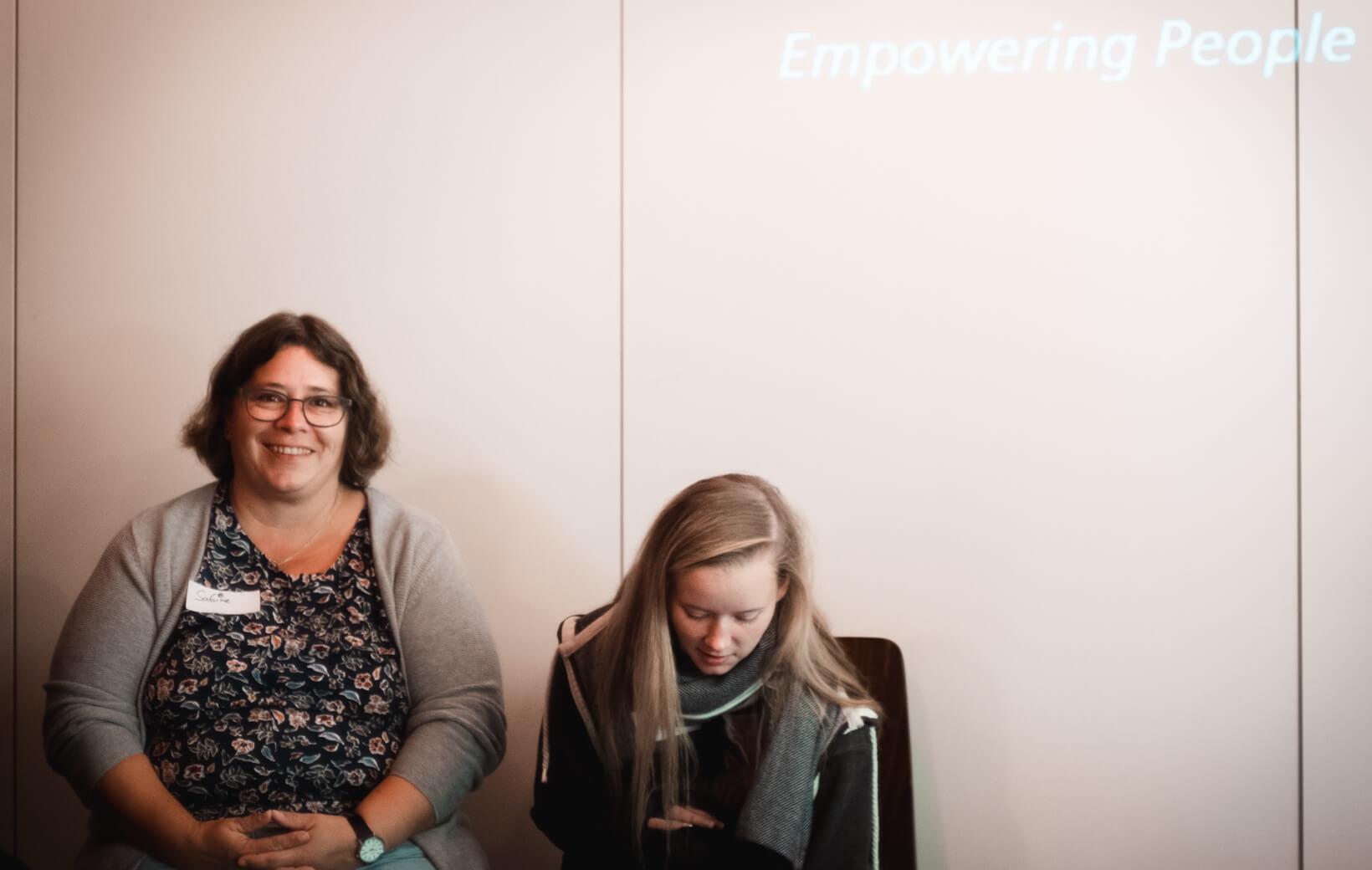 Videointerview mit Sabine Triebel
