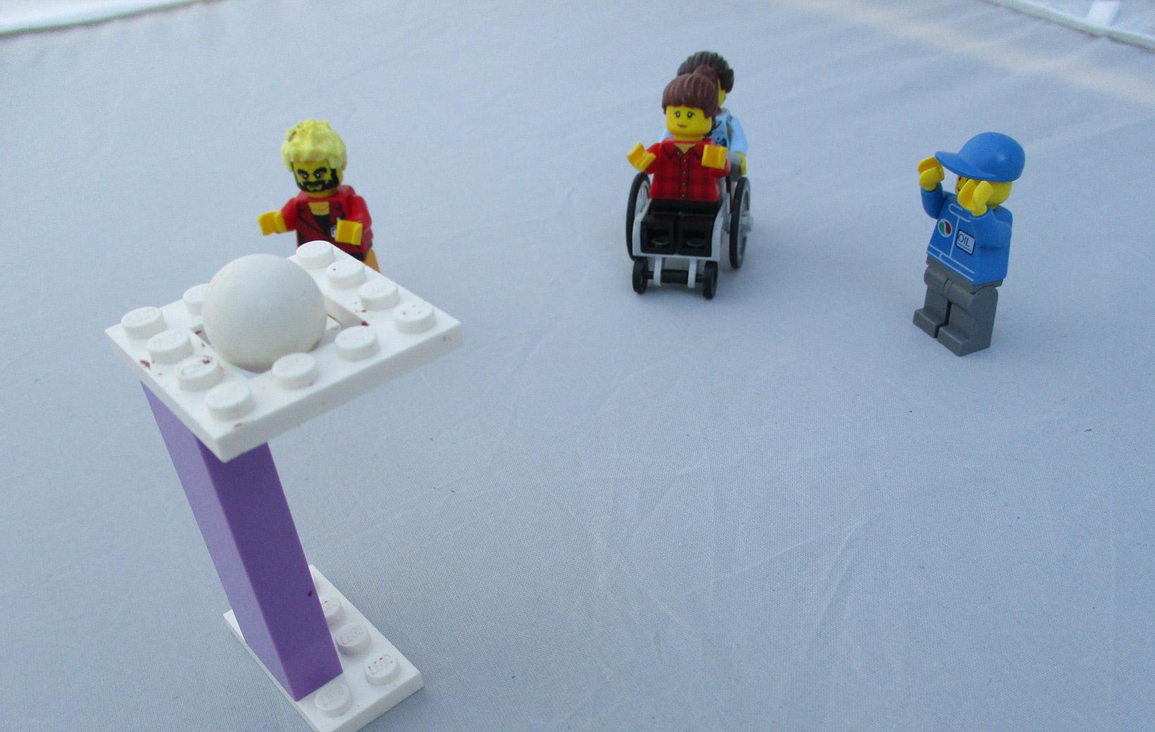 Lego Basketball,© konfiweb
