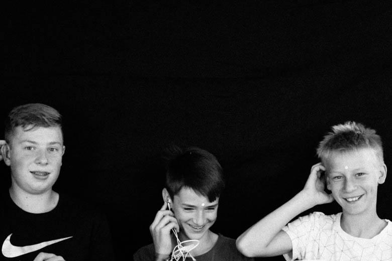 Interview mit Fabian, Marius und Ruwen