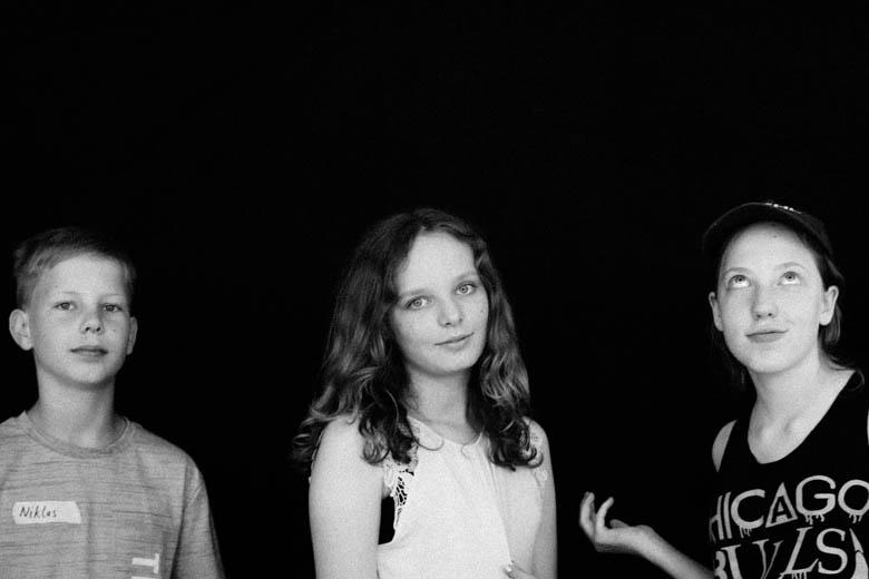 Interview mit Franziska, Niklas und Nina