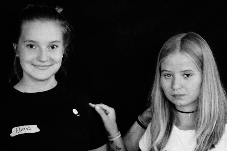 Interview mit Elena und Linn