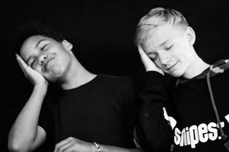 Interview mit Luca und Tyrone