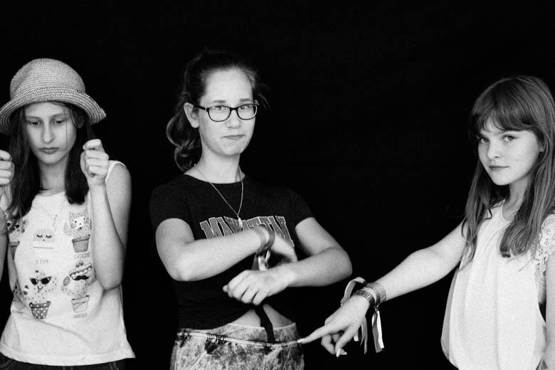 Interview mit Eva, Bianca und Selina