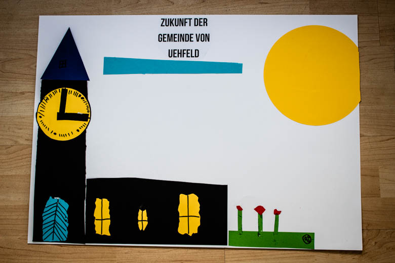 Zukunft der Gemeinde von Uehfeld