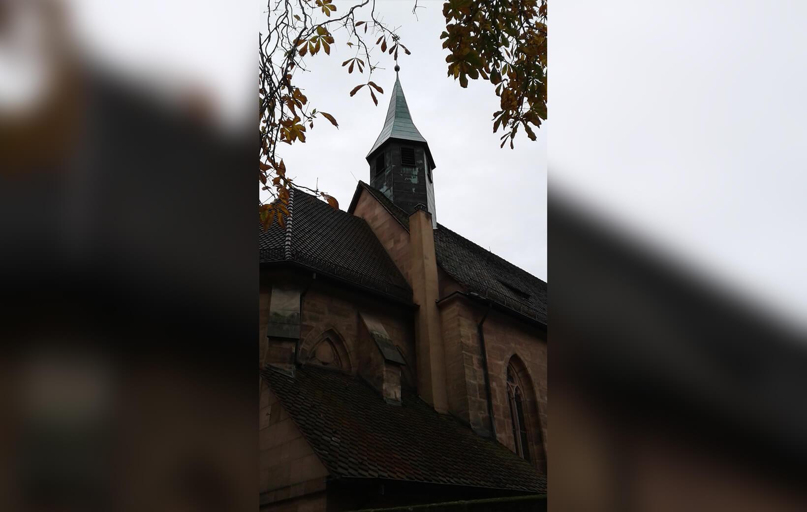 Kirchturm St. Jobst,© konfiweb
