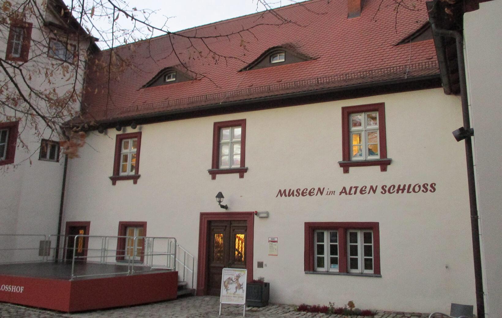 Schlosshof-Museum