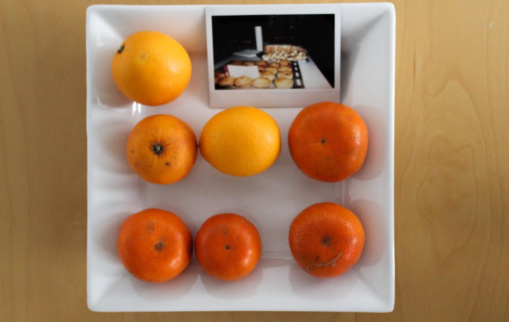 Polaroid: Essen
